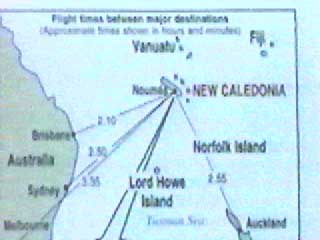 La Nouvelle Calédonie en liberté